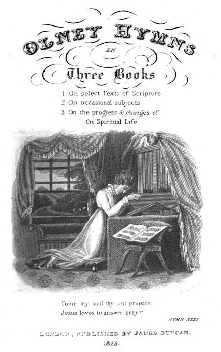 Hymns on Various Passages of Scripture Classic Reprint