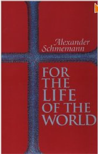 essay sacraments alexander schmemann Fr alexander schmemann i) worship in a secular age the nature and meaning of worship than the theologians who kept reducing sacraments.