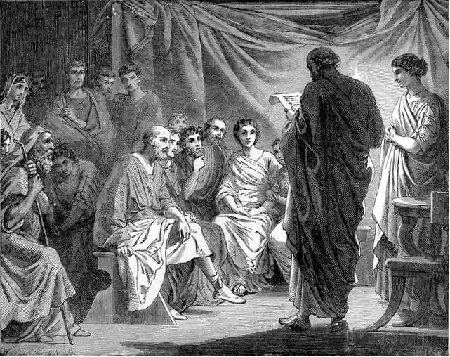 pauls understanding of holy spirit Pneumatology: the holy spirit the term pneumatology comes from two greek words,  this forms a basis for understanding the symbolic expression which speaks of those who enter the christian fellowship as being sealed with or by the holy spirit  paul likewise asserts the holy spirit's involvement in the production of sacred scripture.